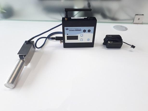 SYSTECH hợp tác cùng công ty SHISHIDO phát triển sản phẩm giám sát điện áp tĩnh điện DSF601