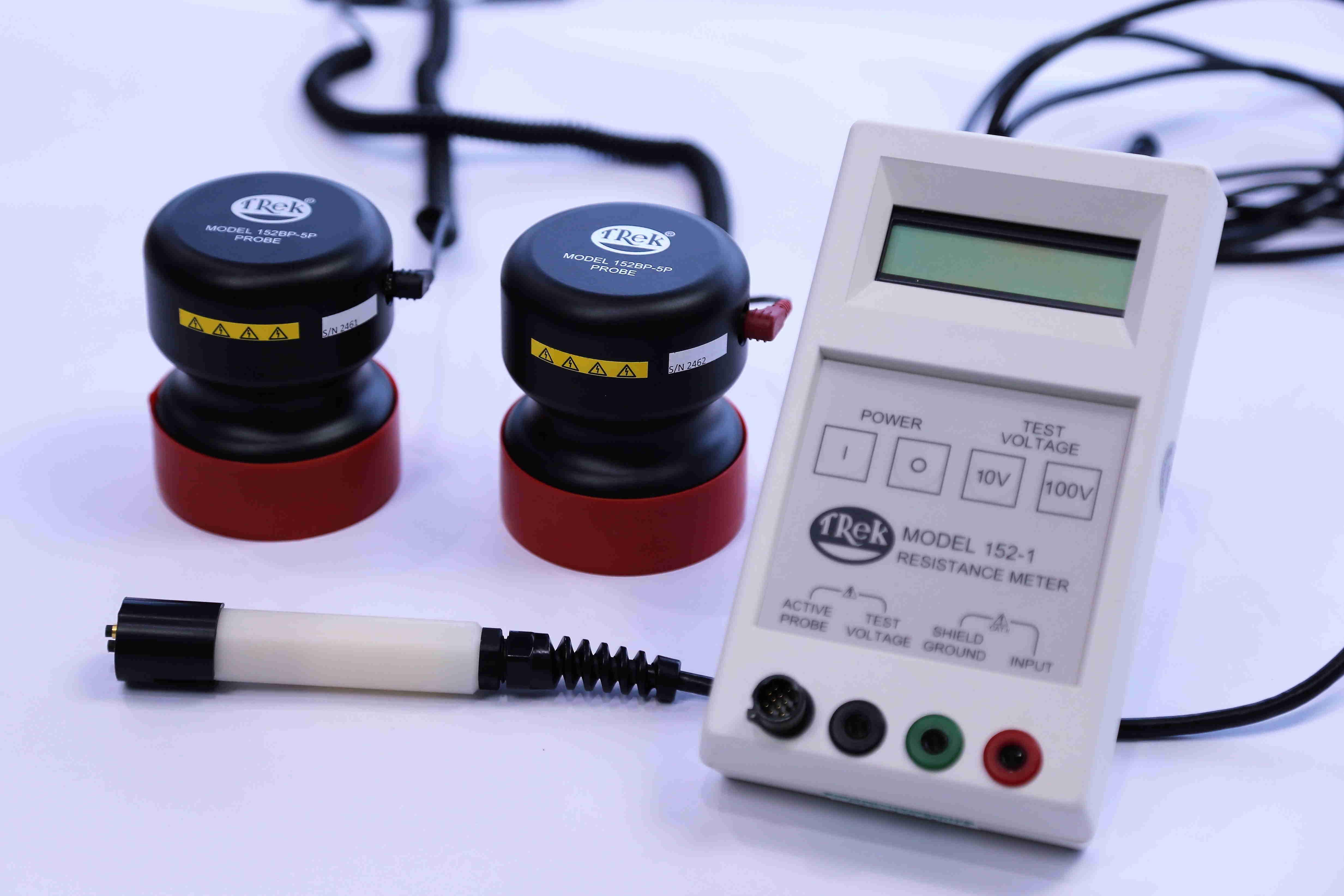 Thiết bị đo điện trở bề mặt
