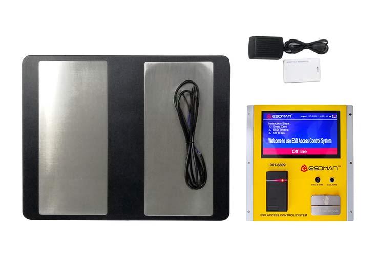 Hệ thống kiểm soát ra vào ESDMAN 001-6809