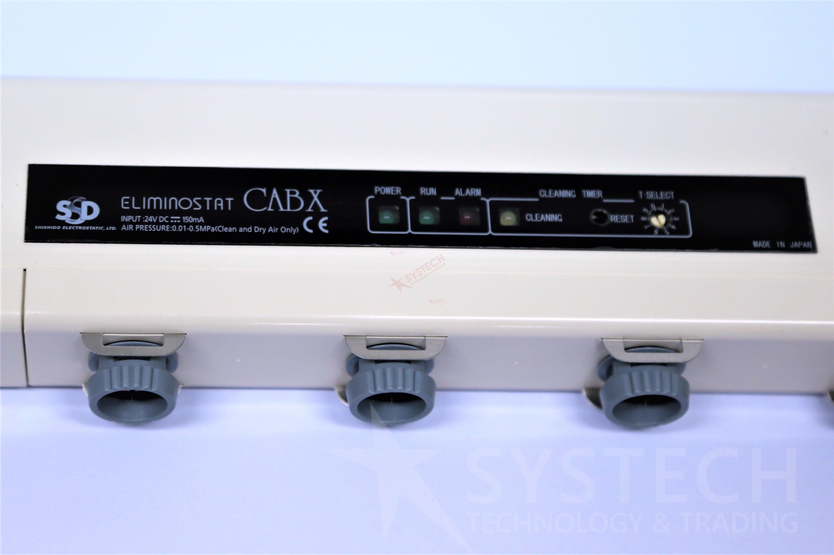 Thanh Bar khử tĩnh điện CABX