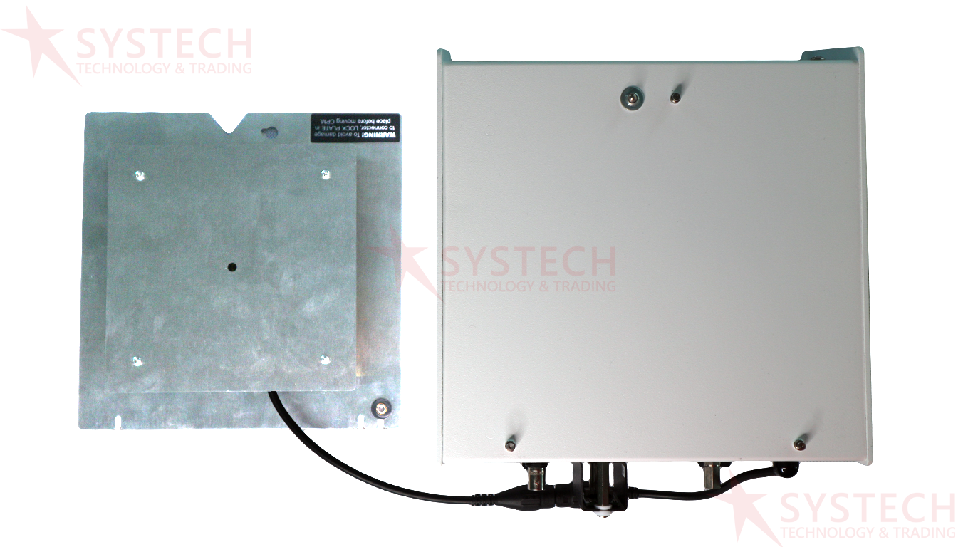 Charged plate monitor CPM 301