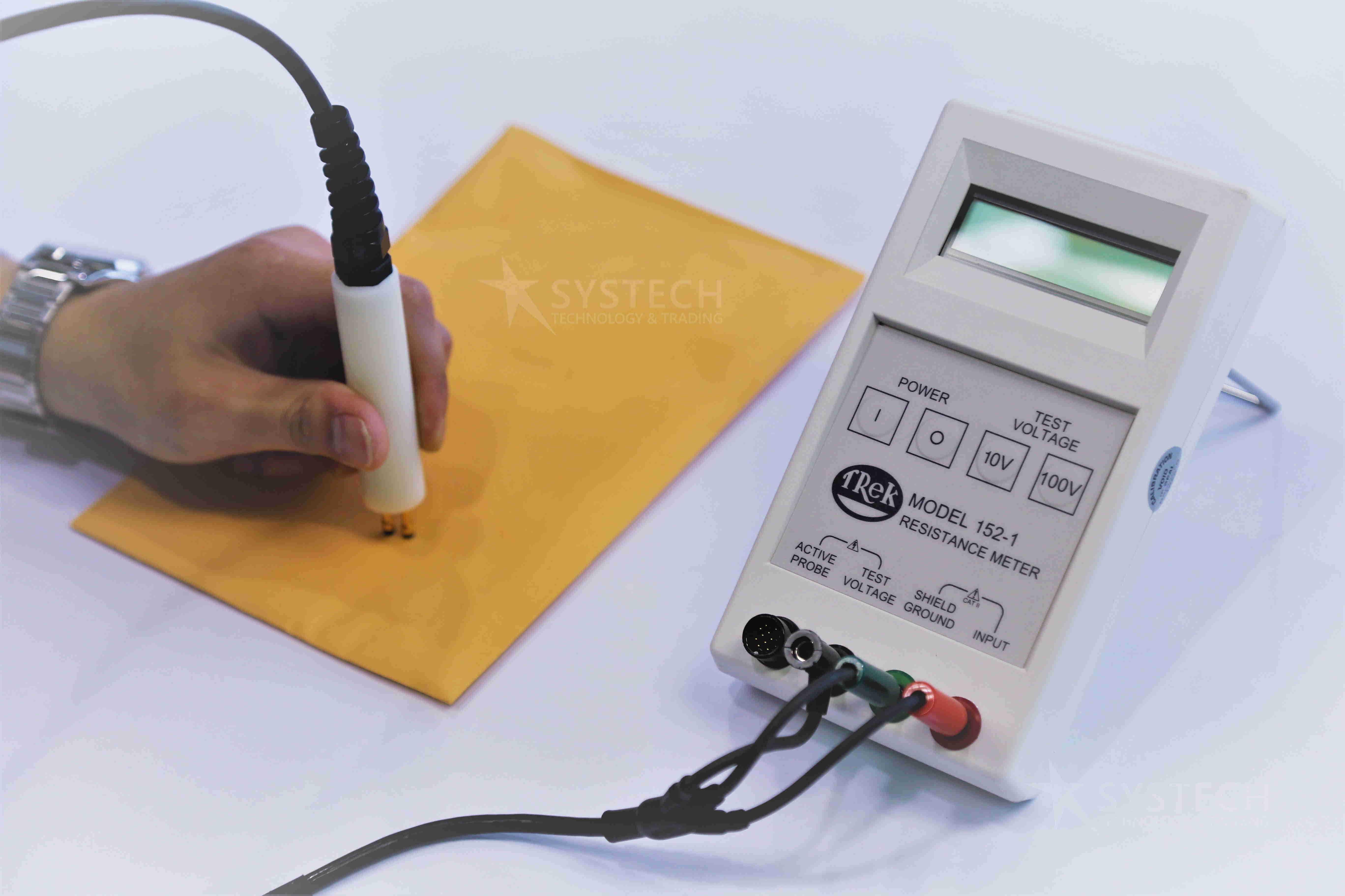 Thiết bị đo điện trở Trek 152-1