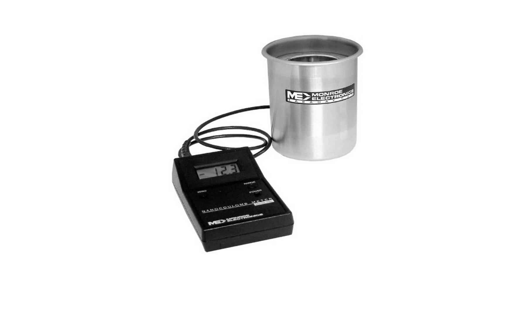 Thiết bị đo mật độ hạt tĩnh điện NanoCoulombmeter Model 284
