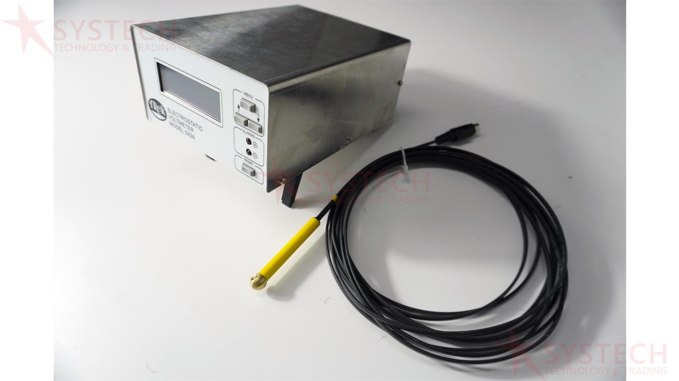 Thiết bị đo điện áp tĩnh điện không tiếp xúc Trek 542A