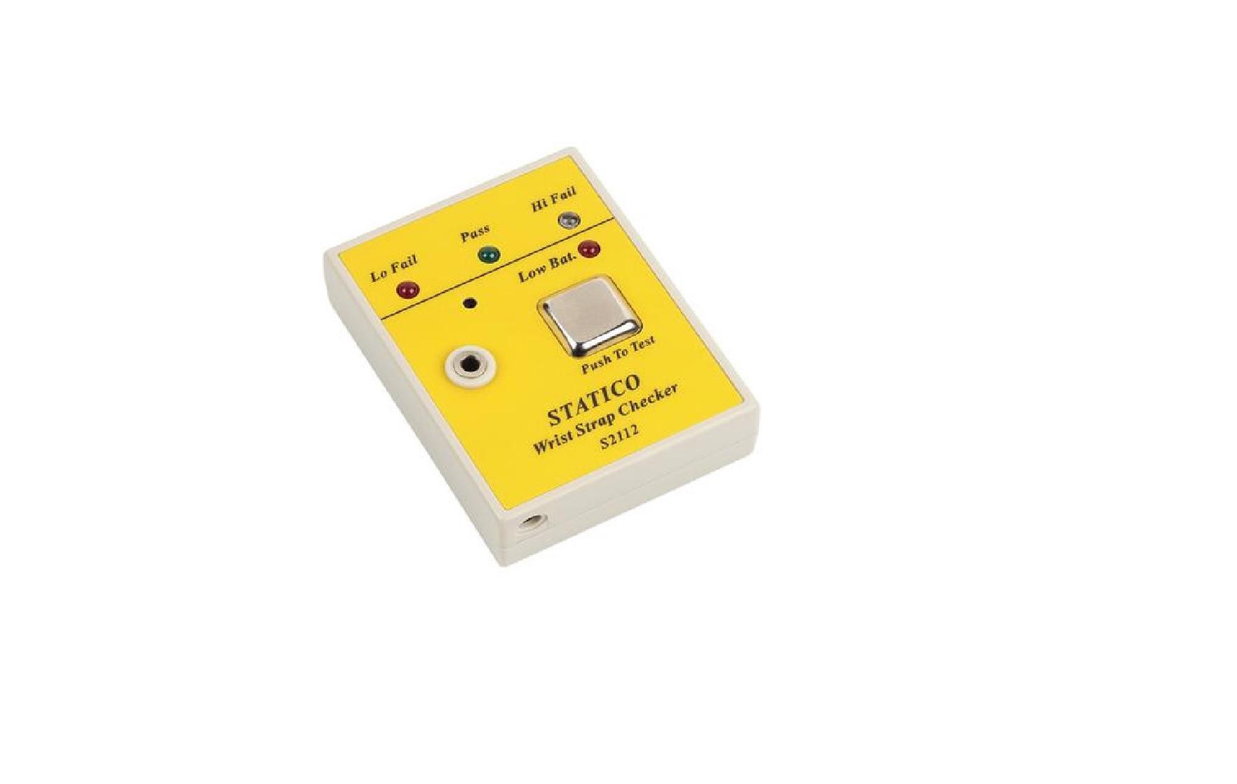 S2112 Wristrap Tester