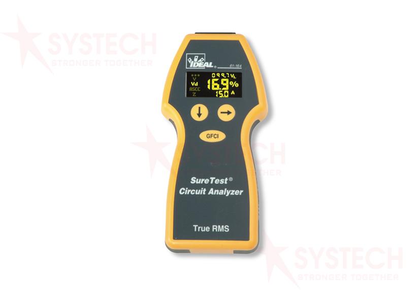 Thiết bị phân tích dây ổ cắm 3 chân AC Ideal (61-164)