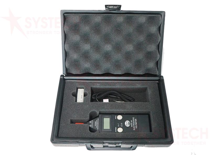 ĐO ĐIỆN ÁP TĨNH ĐIỆN  TREK 520 & 523 (Voltmeter)